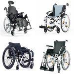 Rollstuhl Arten