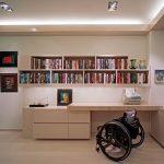 Rollstuhlgerechte Wohnung